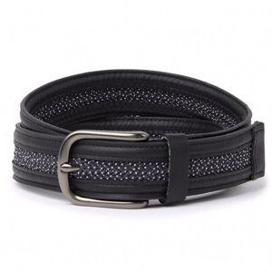 Columbia Leather Belt